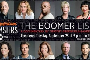 The Boomer List on PBS; What´s in it for you