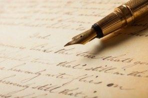 Handwriting vs. Times New Roman