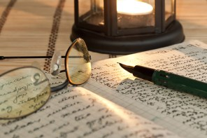 The passion for writing: innate or acquired?