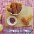 Croquetas de Papa (patata) y Tocino