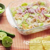 Aguachile de Camarón (Gambas): Receta Mexicana