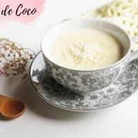 Atole de Coco: bebida perfecta para el invierno. RECETA Y VÍDEO