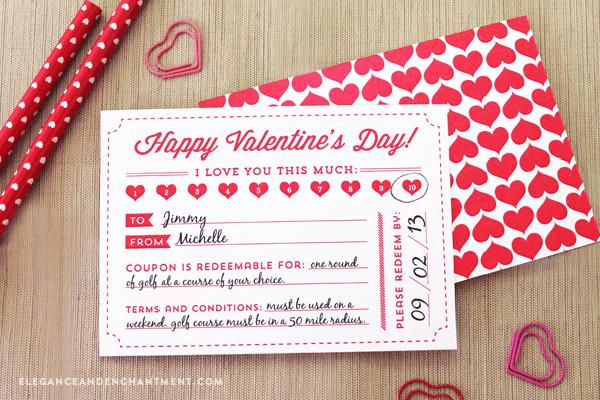 Free And Printable Valentine Coupons Viva Veltoro