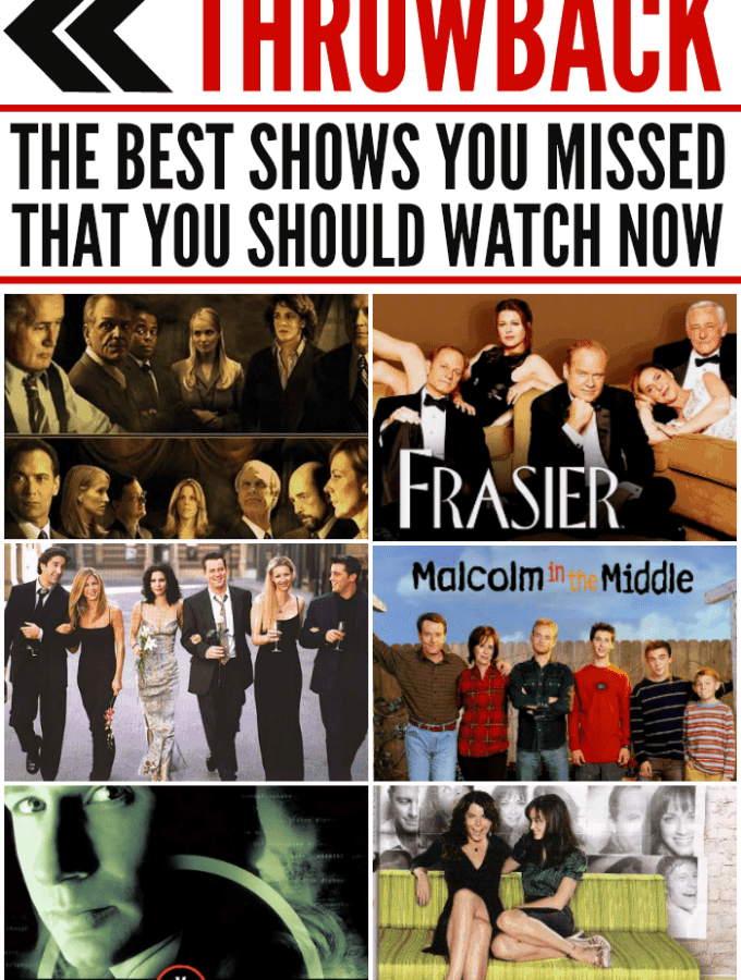 throwback shows