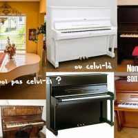 Comment trouver le piano d'occasion parfait...