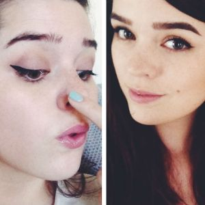 The VDM Readers Guide to Non-Wonky Eyeliner