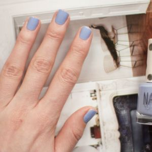 Topshop's Spot-On Cornflower Blue Polish