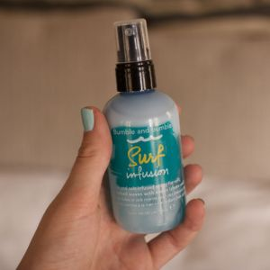 Bumble & Bumble's New Take on Surf Spray...