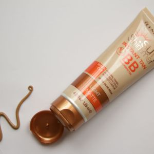 How Could I Forget About This? It's Tan in a Tube...