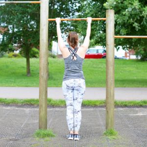 In Pursuit Of Pull-Ups