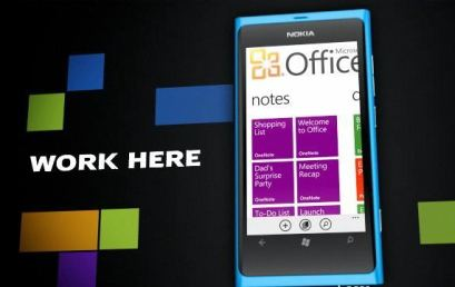 Vivido Next: Welcome Nokia Lumia!
