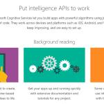 Dietro le quinte: Cognitive Services come funzionano e a cosa servono
