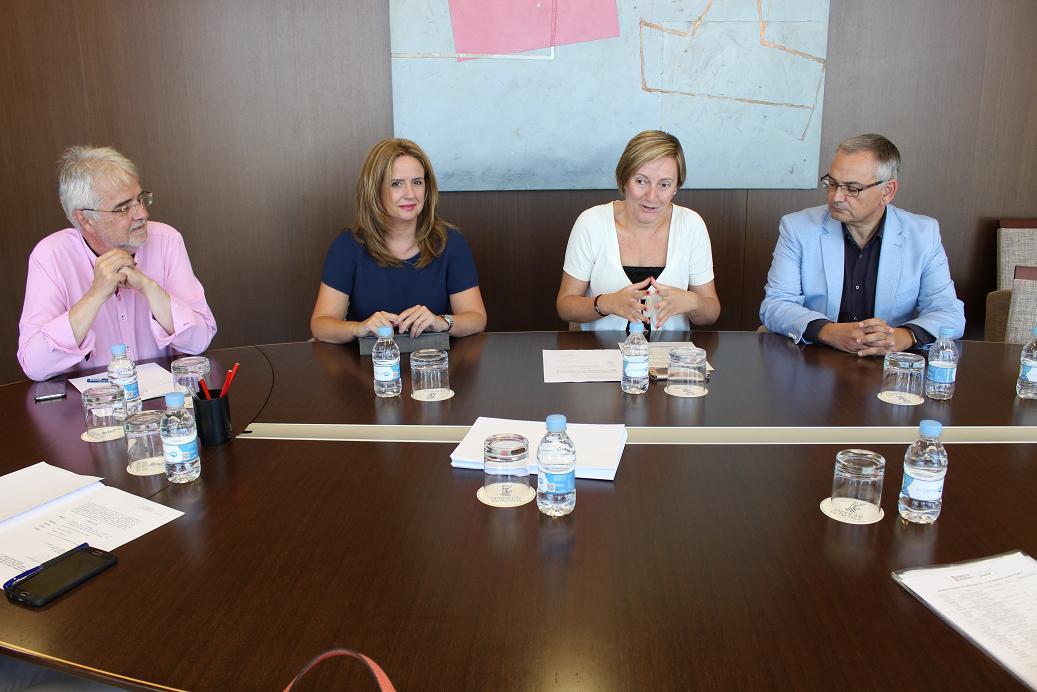 Helena Beunza, nueva directora general de la Entidad de Infraestructuras de la Generalitat Valenciana