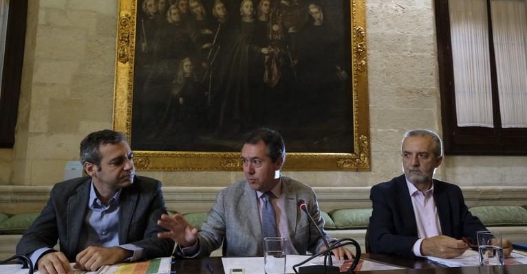 Sevilla impulsa una estrategia para incrementar en - Alquiler vpo sevilla ...