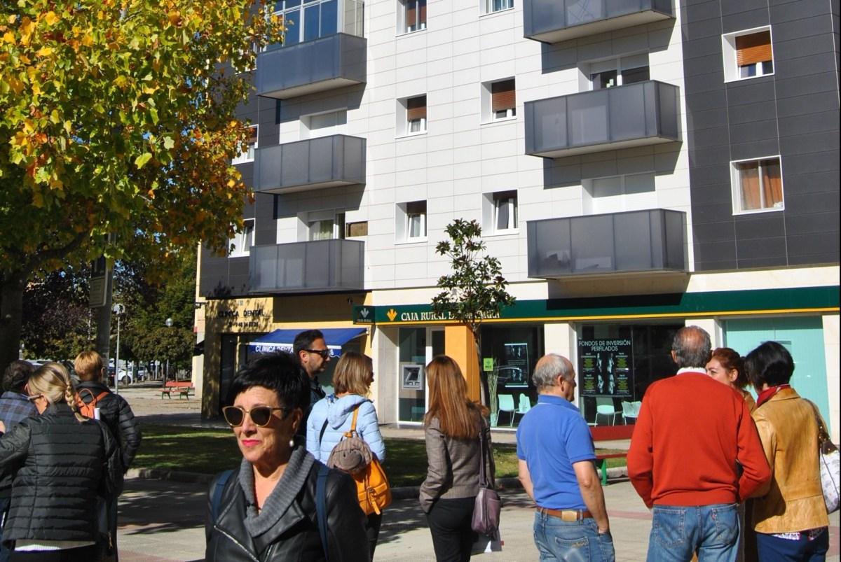 Los barrios vitoriano y pamplonés de Coronación y Chantrea intercambian las experiencias de sus respectivos proyectos de regeneración urbana