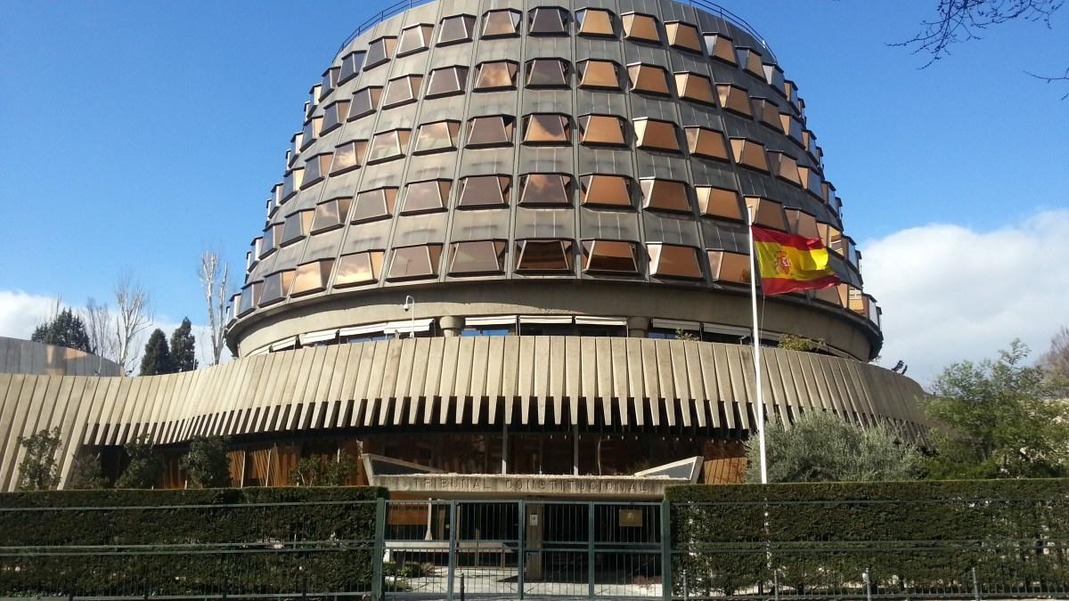 El Constitucional levanta la suspensión de la normativa propia de Cataluña en materia de aprovechamientos urbanísticos y permutas