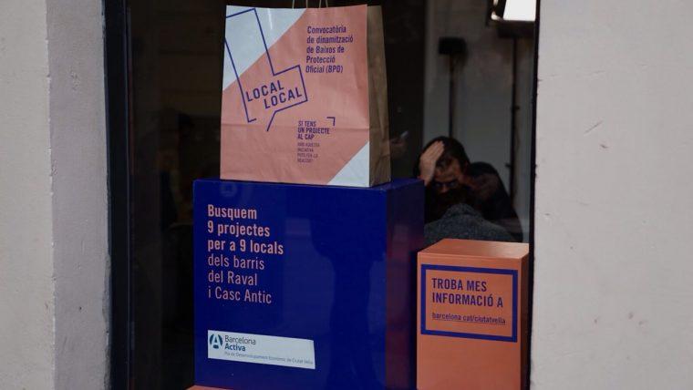 Barcelona busca dinamizar Ciutat Vella alquilando bajos de protección oficial para nuevas iniciativas empresariales