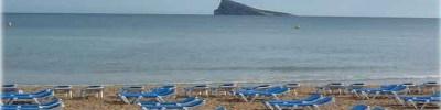 Mítica Playa de Levante: 2km de costa de España