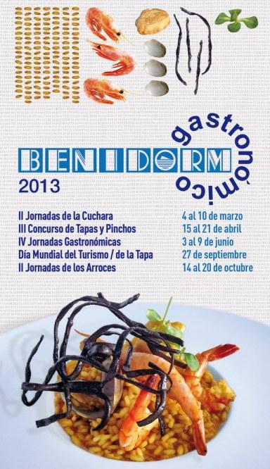 Benidorm Gastronómico 2013
