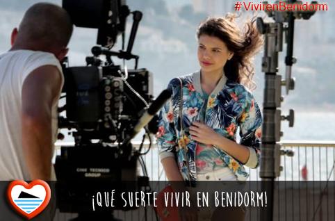 Publicidad modelos en Benidorm