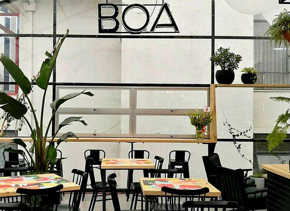 boa restoran 22