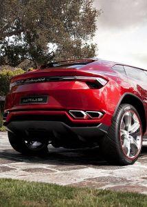 Lamborghini Urus4