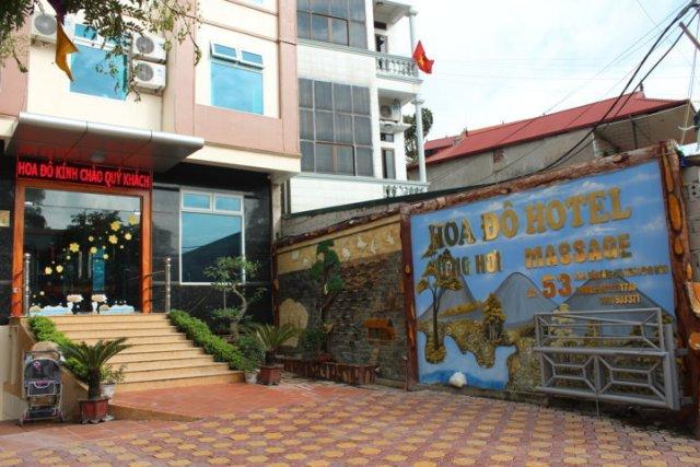 Khách sạn Hoa Đô
