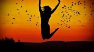 Viver contente sobre toda e qualquer situação