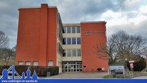Marie-Luise-Kaschnitz-Gymnasium