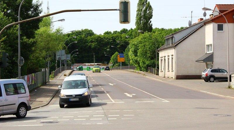 Die Saarbrücke bei Luisenthal (Foto: Hell)