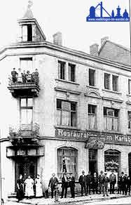 1913 am Markt
