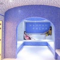 Parigi: l'Hammam Pacha di Rive Gauche, un centro benessere tutto al femminile