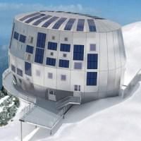 Monte Bianco: dormire a quota 3835 metri!