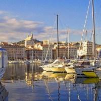 Marsiglia: un campo di lavanda in città!