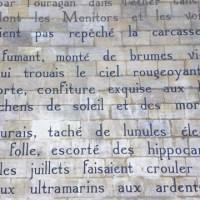 Parigi: un poema lungo un muro