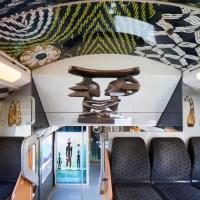 Il museo sul treno veloce