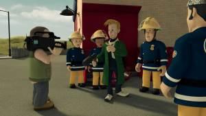 Brandweerman Sam - Ufo Alarm recensie