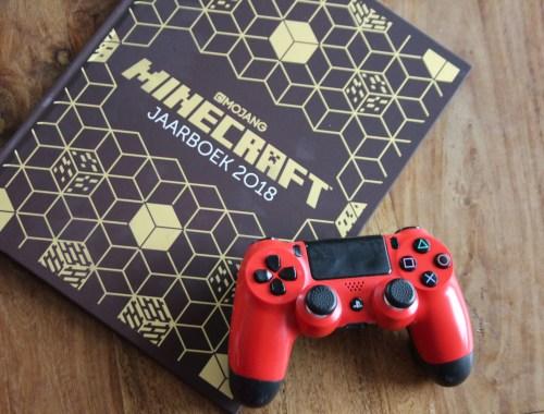 minecraft jaarboek 2018 recensie