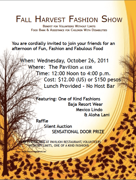 Fall Fashion Show and Luncheon