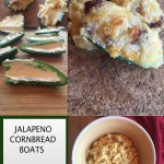 Jalapeno Cornbread Boats