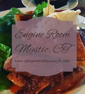 Engine Room- Beer, Burgers and Bourbon
