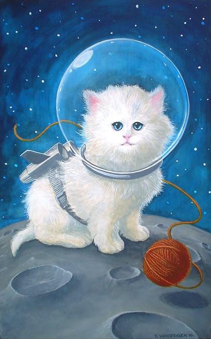 Space Kitten