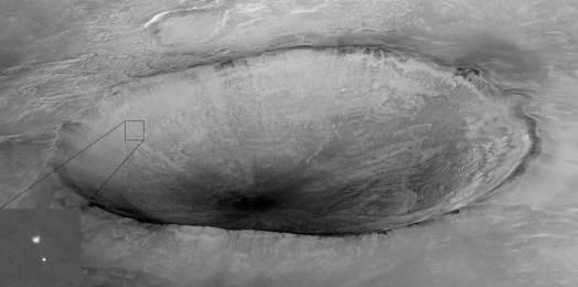 Descenso de la Phoenix en Marte
