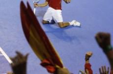 España campeona de la Copa Davis 2008