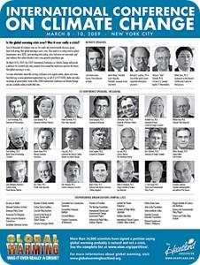 Negacionistas del cambio climático