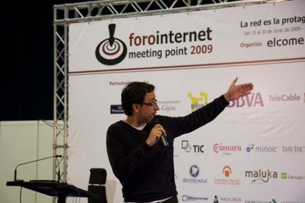 Foro Internet Meeting Point 09