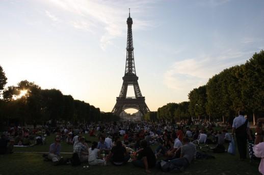 Torre Eiffel - París