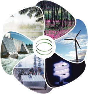 El futuro pasa, de momento, por las energías renovables