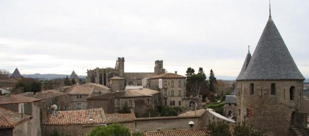 Toulouse, Carcassonne, Albi, Cordes Sur Ciel