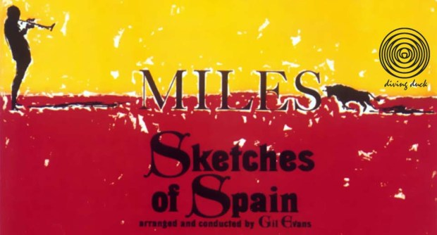Miles David. Sketches of Spain